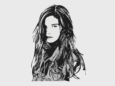Portrait - Stefanie Scott