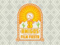 3 Amigos Film Fiesta