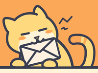 Kitty Mail