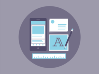 Graphic Design Program Icon