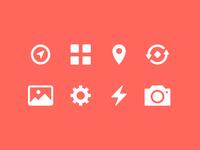 Smap Icons