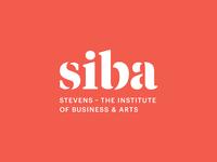 Siba Brand Identity identity brand college school logotype logo