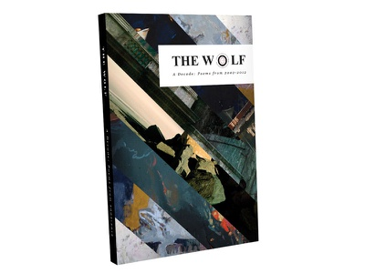 The Wolf Anthology poetry design print book