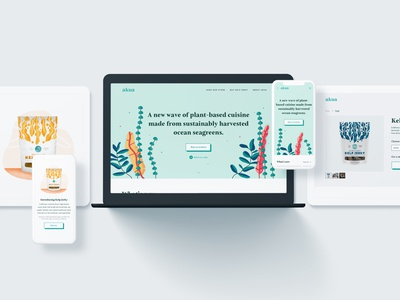 Plant based food brand