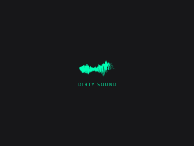Proposal Logo Concept for Dirty Sound
