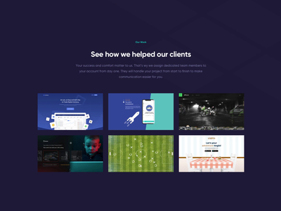 Attention-grasping portfolio motion portfolio concept animation website concept landing page landing interaction website ui ux interaction design web design web portfolio