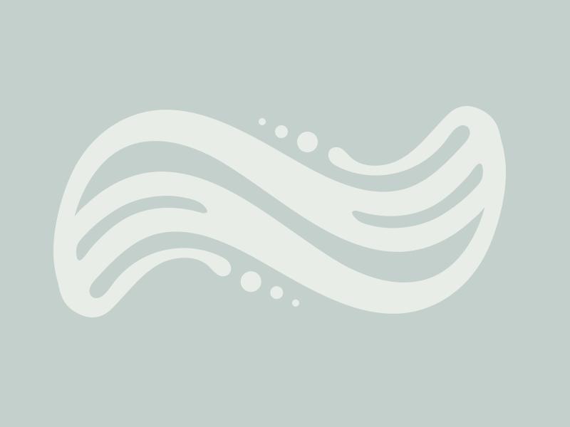 Movement icon branding design logo