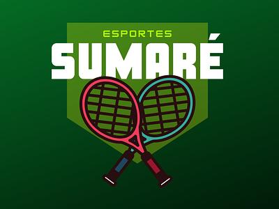 Logotipo - Esportes Sumaré logotipo webdesign typography art logo icon design branding