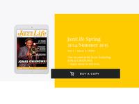 Jazzlife Email Header