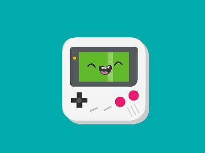 Gameboy Icon icon logo video game sega nintendo atari gameboy