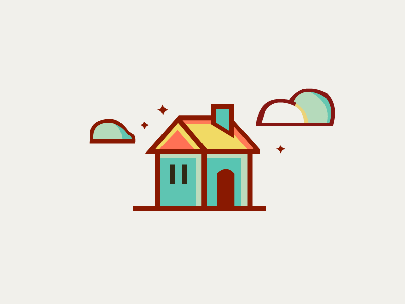 House logo vector icon house icon house design house