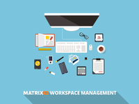Matrix42 Workspace Management 2014 Wallpaper