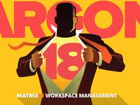 New Matrix42 Workspace Management Team Argon18