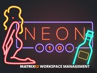 New Matrix42 Workspace Management Team Neon10