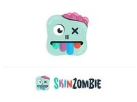 Skinzombie.com Character Design & Brand