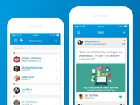 Hoorah Feedback App