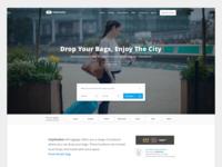 CityStasher Desktop UI