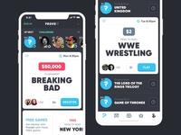 PROVEIT Trivia App Design