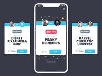 PROVEIT Trivia Challenge Screen