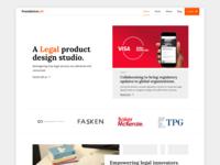 FoundationLab Agency Website