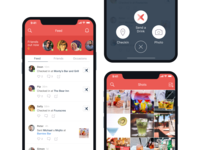 Sling iOS App Design