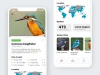 Bird Spotting App