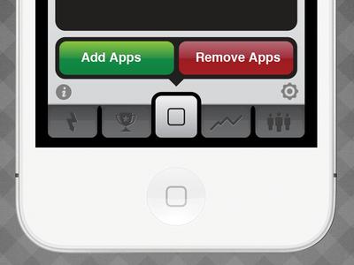 App Tracker Navigation