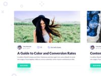 Simply – Blog Page