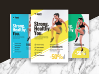 Fitness Flyer/Poster