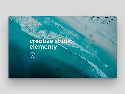Elementy - Multipurpose One & Multi Page Template ux ui themeforest shop portfolio onepage multipurpose minimal ecommerce business blog agency