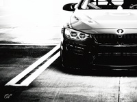 BMW M4 (f82) - GT Sport wallpapers pack