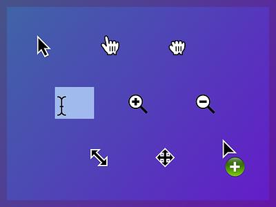 Nifty OS X Sketch.app cursors sketch sketchapp resource cursor cursors os x