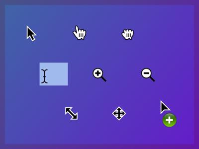Nifty OS X Sketch.app cursors