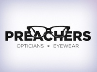 Branding – Preachers Opticians & Eyewear