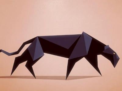 Panther By Gustavo Viselner