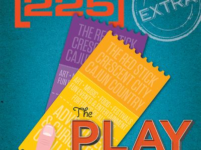 225 magazine: The Playlist [2013]