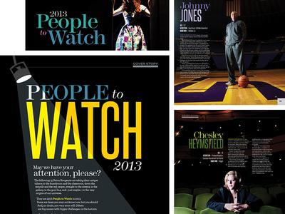 225 magazine: January 2013 cover story