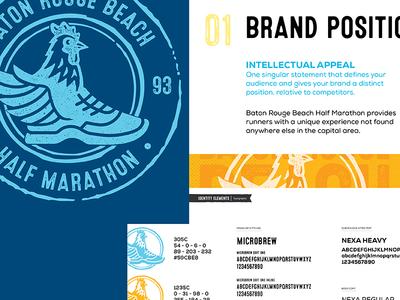 Baton Rouge Beach Half Marathon rebrand