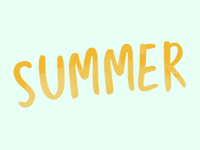 Summer Time  season time summer