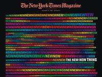 NY Times Magazine Cover (1999)