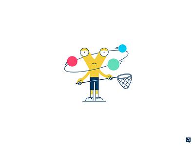 Yeloooooo emptystate icons vector branding art design monochrome icon lineart illustration
