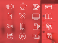 Category Icons Spendee 2.0