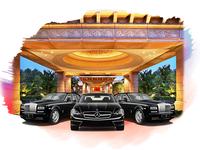 Luxury Cabs