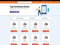 Top Cashback Deals
