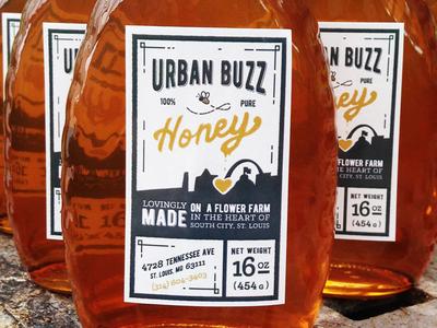 Honey Label Final