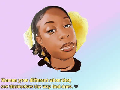 Kenya's Beautiful Soul ui graphic design illustration branding design