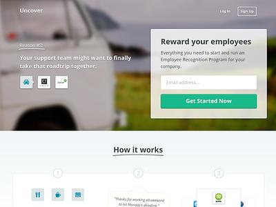 Uncover employee benefits