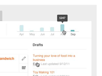 Dashboard Stats stats dashboard orange teal