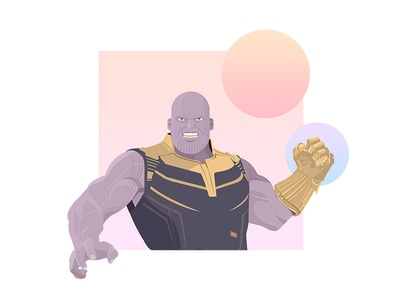 The Mad Titan version 2