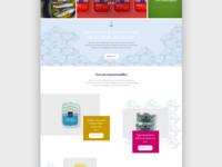 Homepage for La Perle des Dieux